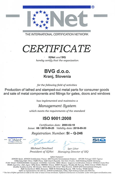 the company has been iso 9001 2008 accredited. Black Bedroom Furniture Sets. Home Design Ideas
