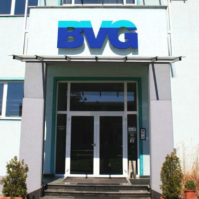 BVG Kranj Slovenia Company